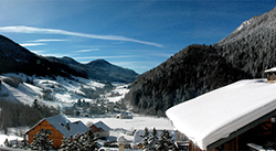 domaine skiable des aillons